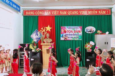 Tổ chức ngày Nhà giáo Việt Nam. Năm học 2019 – 2020