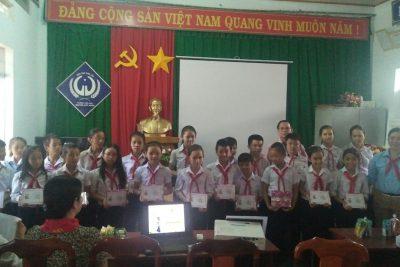 Đại hội Liên đội Nguyễn Viết Xuân năm học 2019 – 2020